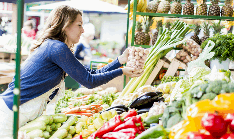 10 Tips for Healthy Food Shopping